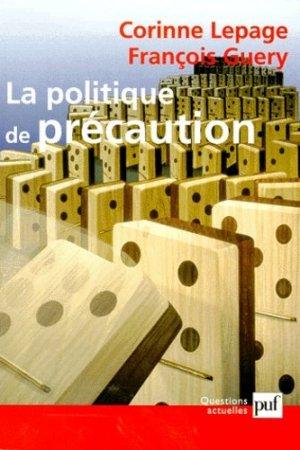 La politique de précaution - puf - presses universitaires de france - 9782130515753 -