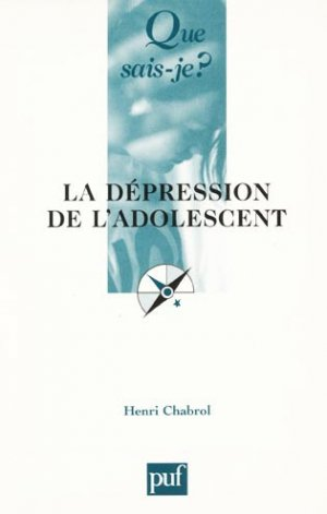 La dépression de l'adolescent - puf - 9782130521761 -
