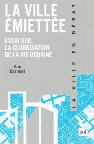 La ville émiettée - puf - presses universitaires de france - 9782130587767 -