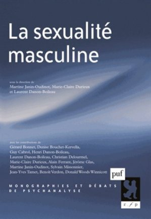 La sexualité masculine - puf - presses universitaires de france - 9782130620389 -