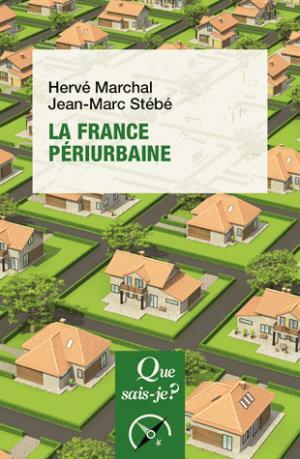 La France périurbaine - puf - presses universitaires de france - 9782130799122 -