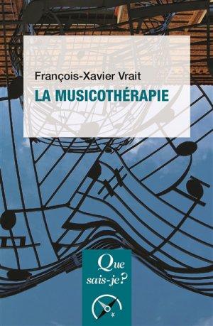 La musicothérapie - puf - 9782130799931