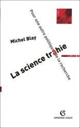 La science trahie - Armand Colin - 9782200266035 -