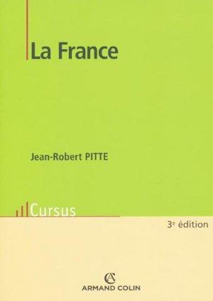 La France - armand colin - 9782200351892 -