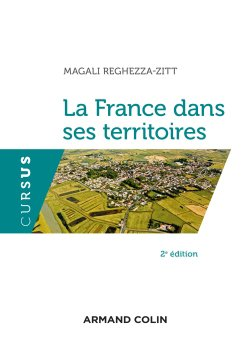 La France dans ses territoires - armand colin - 9782200613570
