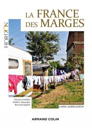 La France des marges - armand colin - 9782200615918 -