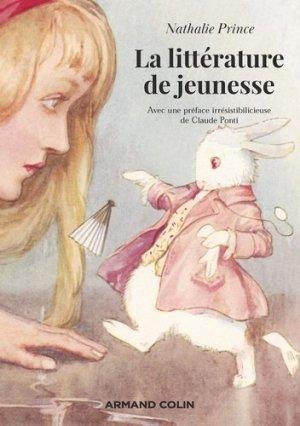 La littérature de jeunesse - Armand Colin - 9782200628000 -