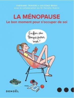 La ménopause - denoël - 9782207143735 -