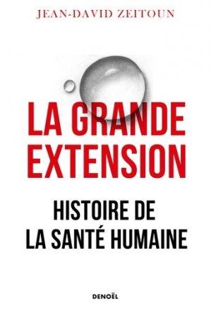 La Grande Extension - denoël - 9782207162781 -