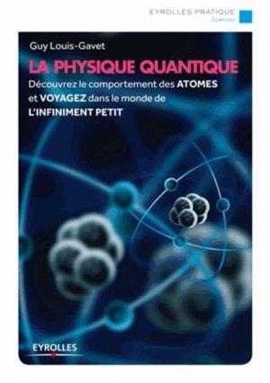 La physique quantique - eyrolles - 9782212558562 -