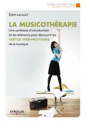 La musicothérapie - eyrolles - 9782212559293
