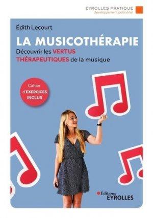 La musicothérapie - eyrolles - 9782212571530 -