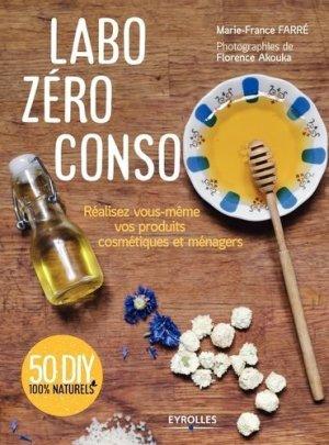 Labo zero conso - eyrolles - 9782212673678 -