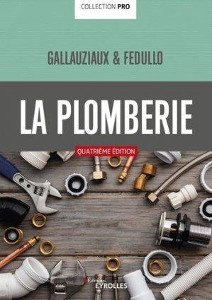La plomberie - eyrolles - 9782212676440 -