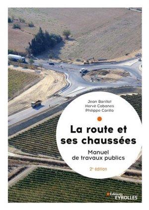 La route et ses chaussées - Eyrolles - 9782212679236 -
