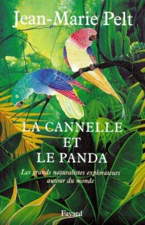 LA CANNELLE ET LE PANDA. - Fayard - 9782213604664 -