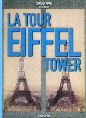 La Tour Eiffel - albin michel - 9782226181787 -