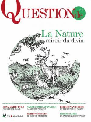 La nature miroir du divin - albin michel - 9782226316400 -