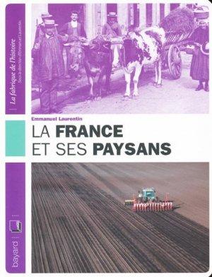 La France et ses paysans - bayard - 9782227482876 -