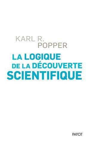 La logique de la découverte scientifique - payot - 9782228919173 -
