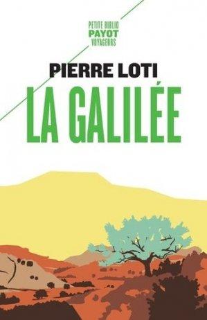 La Galilée - payot - 9782228924764 -
