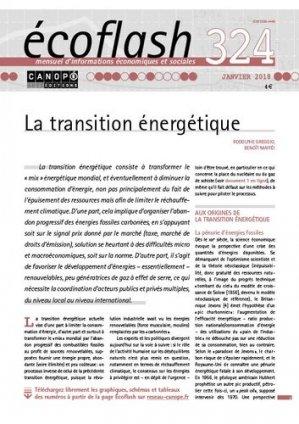 La transition énergétique - Canopé - CNDP - 9782240044860 -