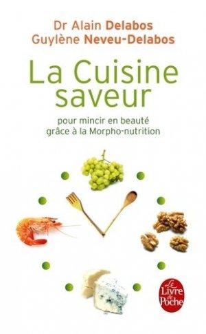 La Cuisine saveur pour mincir en beauté - le livre de poche - lgf librairie generale francaise - 9782253084389 -