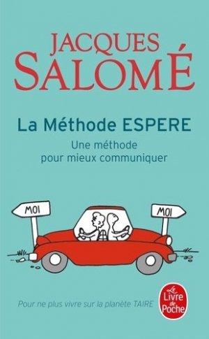 La Méthode ESPERE - le livre de poche - 9782253188346