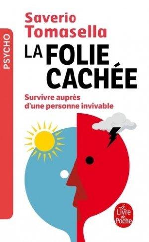 La folie cachée - le livre de poche - lgf librairie generale francaise - 9782253188469 -
