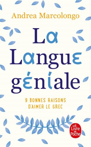 La Langue géniale - le livre de poche - 9782253257646