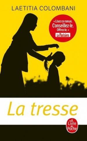 La tresse - le livre de poche - lgf librairie generale francaise - 9782253906568 -