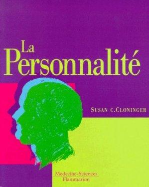 La personnalite - flammarion - 9782257155290 -