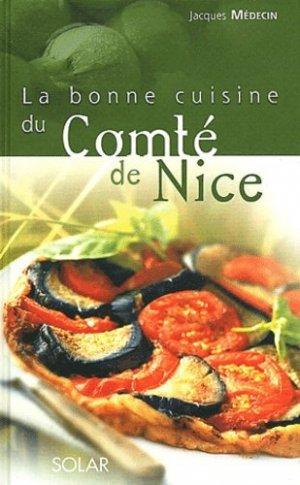 La bonne cuisine du Comté de Nice - solar - 9782263035067 -