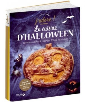 La cuisine d'Halloween - solar - 9782263157592 -