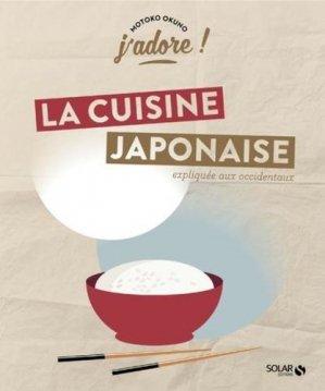 La cuisine japonaise - solar - 9782263162466 -