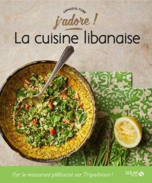 La cuisine libanaise - solar - 9782263170027 -
