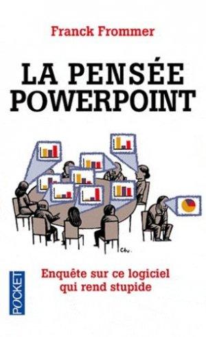 La pensée Powerpoint - Pocket - 9782266216807 -