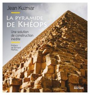 La pyramide de Khéops - du rocher - 9782268090511 -