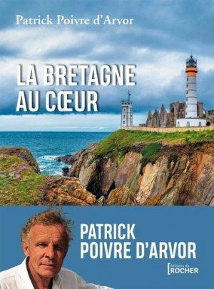 La Bretagne au coeur - du rocher - 9782268104331 -