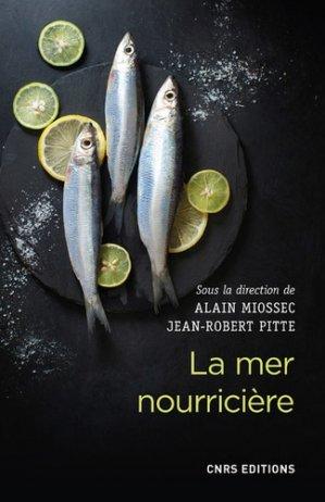 La mer nourricière - CNRS - 9782271126306 -
