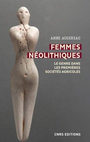 Femmes néolithiques - cnrs - 9782271137272 -