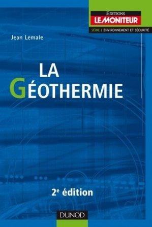 La géothermie - groupe moniteur - 9782281115550 -