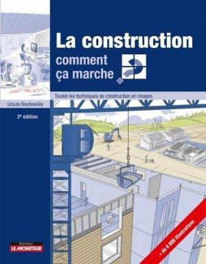 La construction, comment ça marche ? - le moniteur - 9782281140620 -