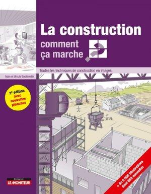 La construction comment ça marche? - le moniteur - 9782281141573 -