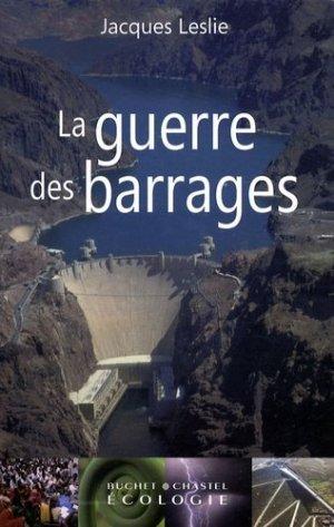 La guerre des barrages - buchet chastel - 9782283022269 -