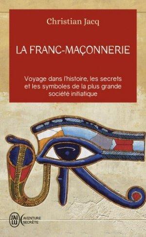 La franc-maçonnerie - J'ai lu - 9782290078617 -