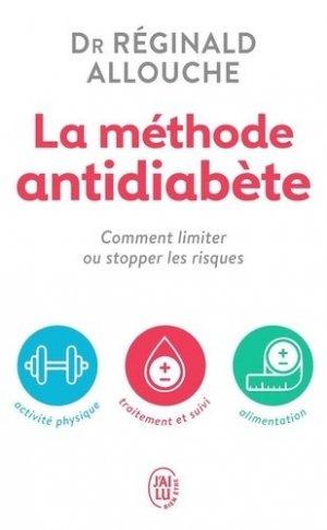 La méthode anti-diabète - j'ai lu - 9782290135204 -