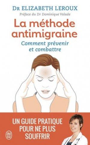 La méthode anti-migraine - j'ai lu - 9782290140789 -