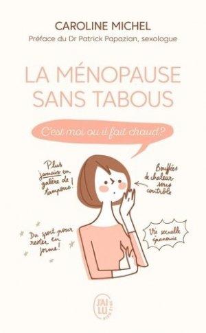 La ménopause sans tabou - j'ai lu - 9782290219454 -