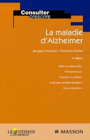 La maladie d'Alzheimer - elsevier / masson - 9782294019678 -